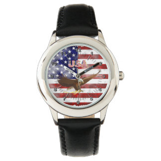 American eagle watch