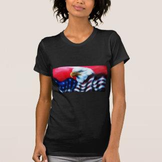 American Eagle womans dark shirt