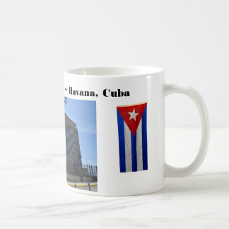 American Embassy in Cuba 2015 Coffee Mug