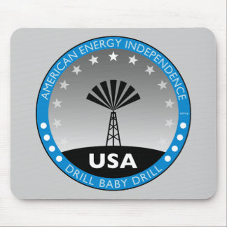 American Energy Independence Mouse Pad