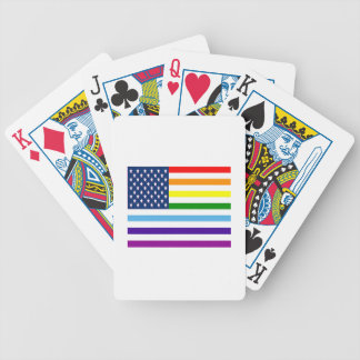 American Equality Bicycle Playing Cards