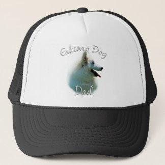 American Eskimo Dog Dad 2 Trucker Hat