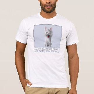 American Eskimo Favorite T-Shirt