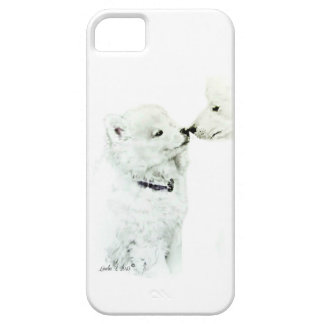 American Eskimo iPhone 5 Covers