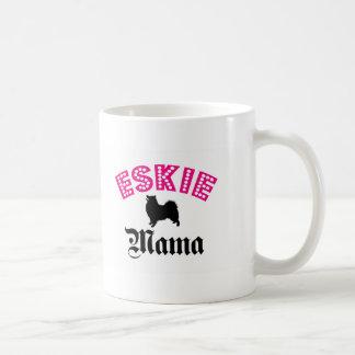 American Eskimo Mama Coffee Mug