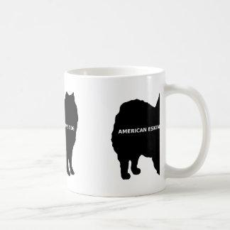 American Eskimo name silo Coffee Mug