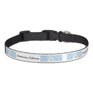 American Eskimo Pet Collar
