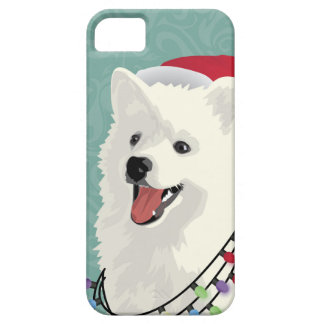 American Eskimo Samoyed Cute Puppy Dog Christmas Case For The iPhone 5