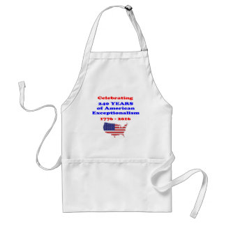American Exceptionalism Standard Apron