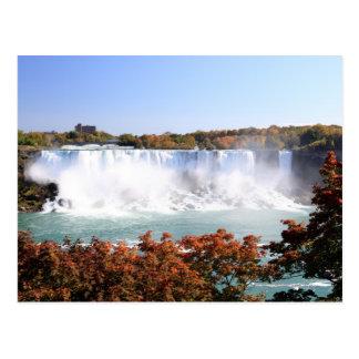 American Falls at Niagara Falls Postcard