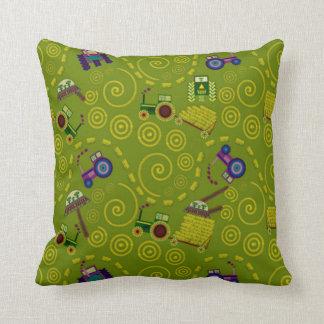 American Farm MoJo Pillow