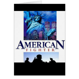 American Fighter Card