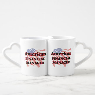 American Financial Manager Lovers Mug