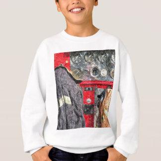 American Fire Truck Sweatshirt