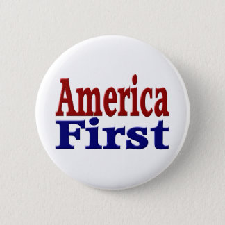 American First Button