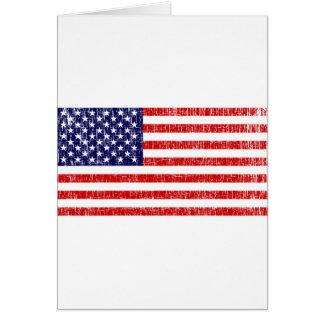 American Flag 1 Card