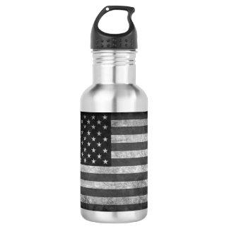 American Flag 532 Ml Water Bottle