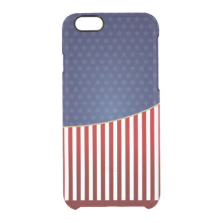American Flag, Apple Iphone 6 Case
