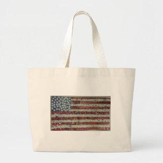 American Flag Bags