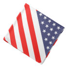 American flag bandanna | patriotic stars & stripes