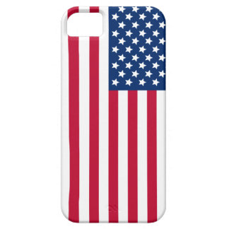 American Flag Barely There iPhone 5 Case