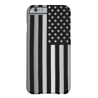 American Flag Barely There iPhone 6 Case