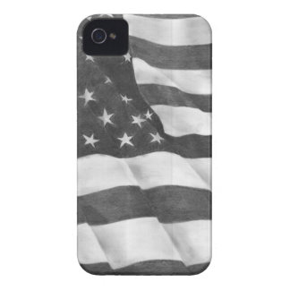 American Flag Blackberry Bold Barely There Case iPhone 4 Case-Mate Case