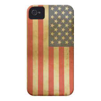 American Flag BlackBerry Bold Case