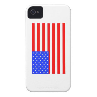 American Flag Blackberry Case