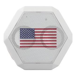 American Flag White Boombot Rex Bluetooth Speaker