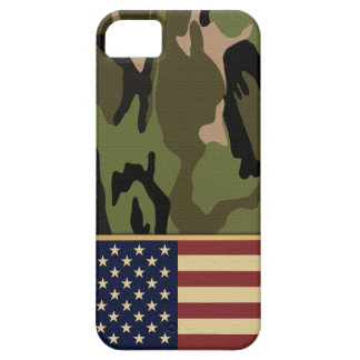 American Flag Camo iPhone 5 Covers