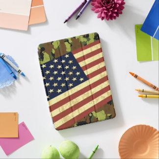 American Flag Camo iPad Air Cover