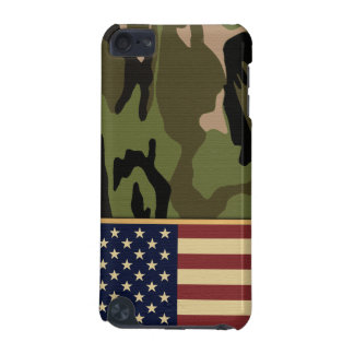 American Flag Camo iPod Touch (5th Generation) Covers