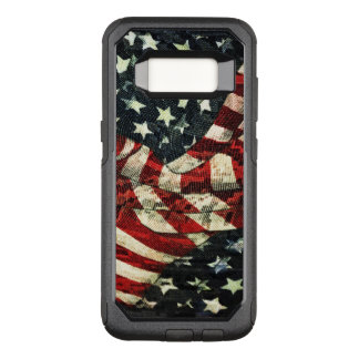 American Flag-Camouflage by Shirley Taylor OtterBox Commuter Samsung Galaxy S8 Case