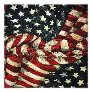 American Flag-Camouflage Photo