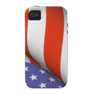 American Flag Case-Mate iPhone 4 Cover