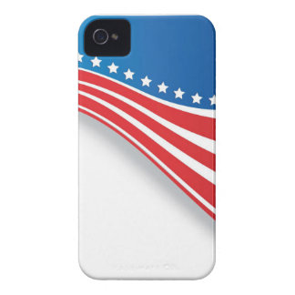 American flag iPhone 4 Case-Mate case