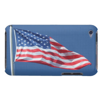 American Flag Barely There iPod Cover