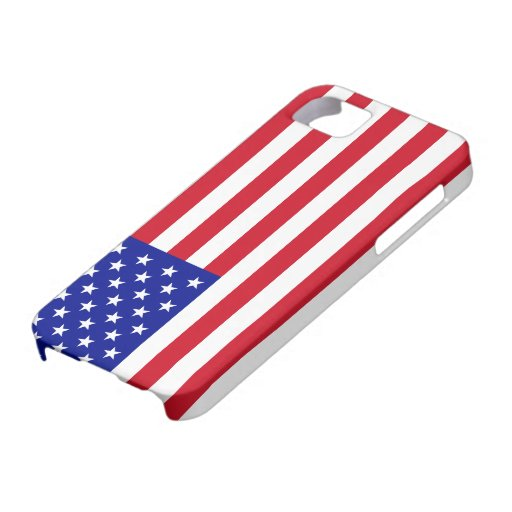American Flag iPhone 5 Cases