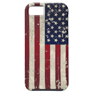 American Flag Tough iPhone 5 Case