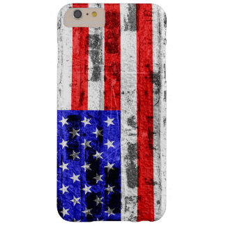 American Flag Barely There iPhone 6 Plus Case