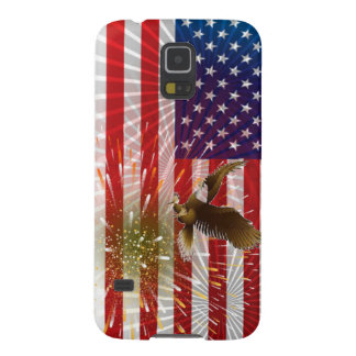 American Flag Case For Galaxy S5