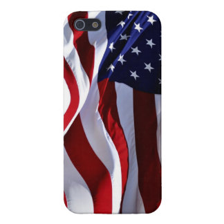 American Flag Case For iPhone 5/5S