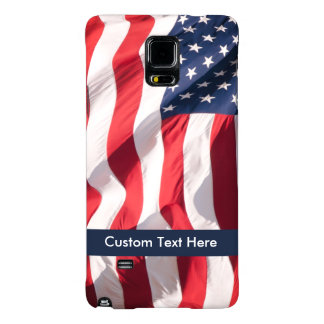 American Flag Case Galaxy Note 4 Case