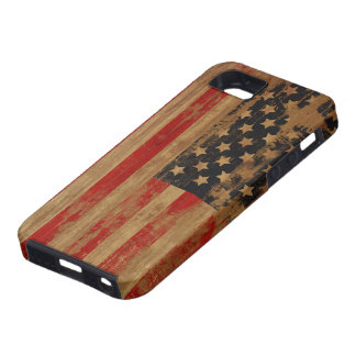 American Flag Case-Mate Case iPhone 5 Covers