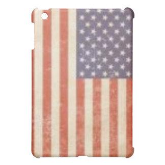 american flag Case Savvy Matte iPad Mini Case iPad Mini Cover