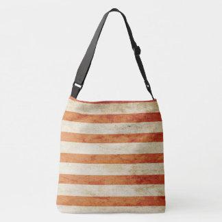 American Flag Crossbody Bag