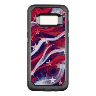 American Flag Custom OtterBox Samsung Galaxy Case