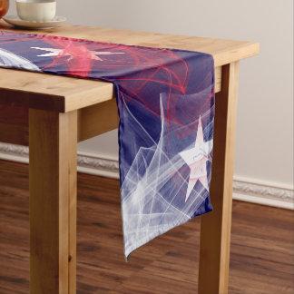 American flag Custom Table Runner