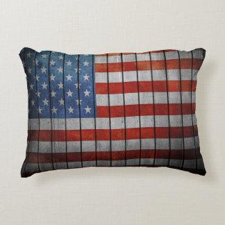 American Flag Decorative Cushion